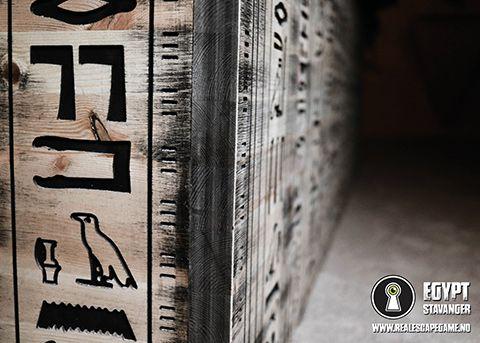 Egyptisk rom midt i Stavanger sentrum