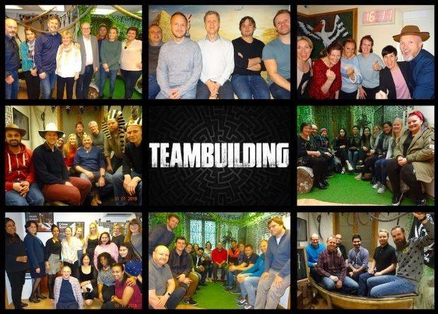 teambuilding aktivitet stavanger